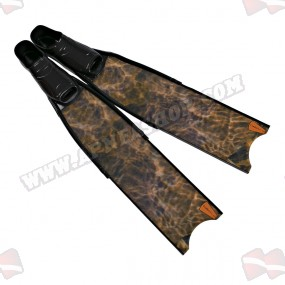 סנפירי Leaderfins Brown Camo