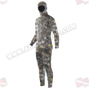 חליפת צלילה Elios 3D Brown Hydro Camouflage