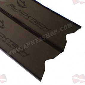 להבי סנפירים BlackTech Normal Shark Skin Carbon