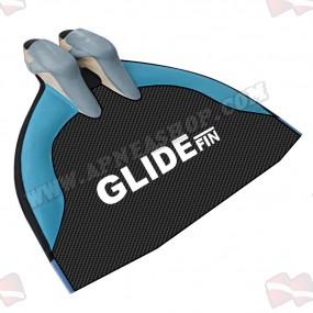 מונופין WaterWay Freediving Glide Carbon