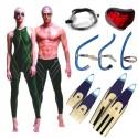 חבילת שחייה Finswimmer Bi-Fins