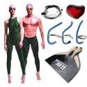 חבילת שחייה Finswimmer Advanced