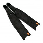 סנפירי Leaderfins Wave Camo Black + תיק מתנה